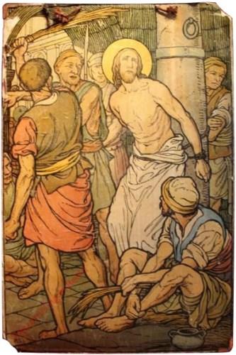 41 - Geißelung Christi