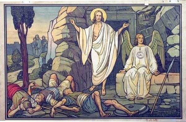 45 - Auferstehung Jesu