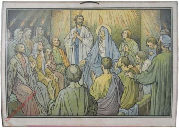 49 - Herabkunft des hl. Geistes