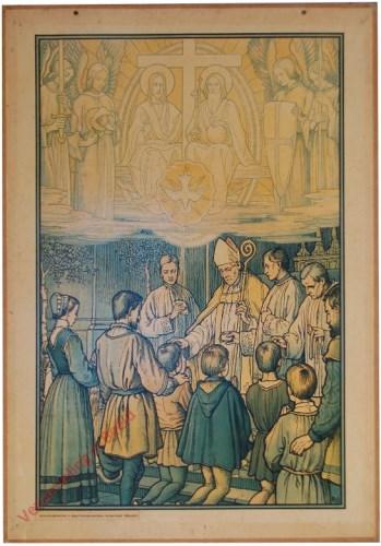 51 - [De zeven sacramenten. Het vormsel]