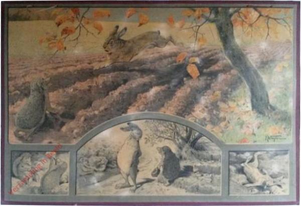 18 - Der Hase und der Igel