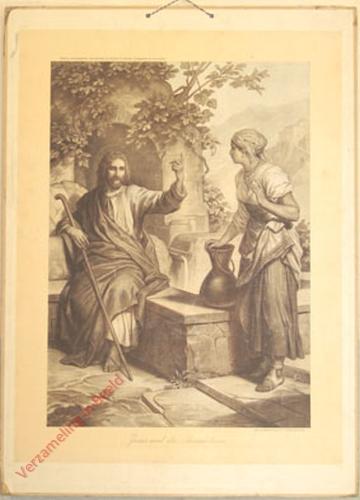 Jesus und die Samariterin