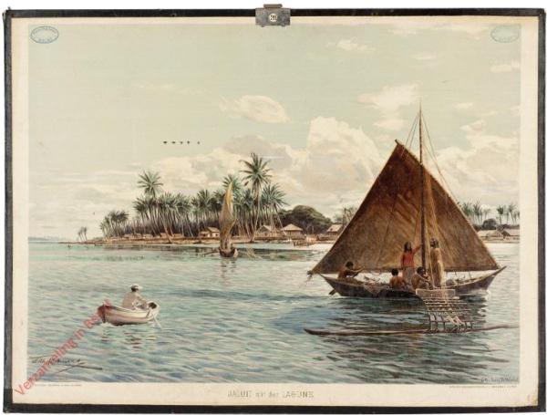 8 - Jaluit mit der Lagune [Marschallinseln]