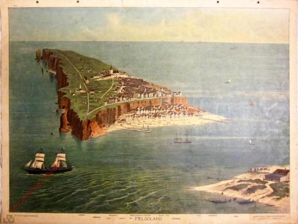 G 1 - Helgoland mit D�ne