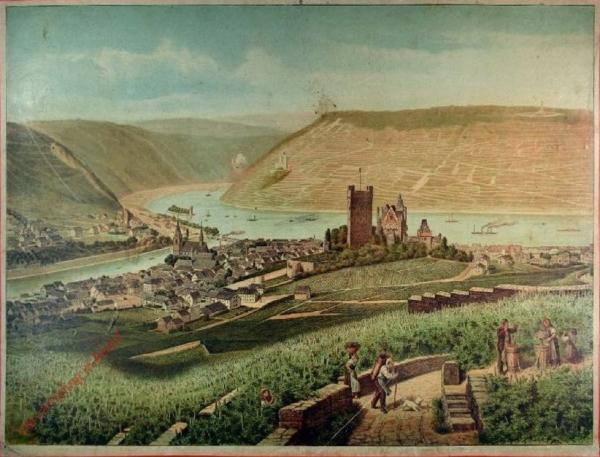 G 2 - Der Rhein bei Bingen
