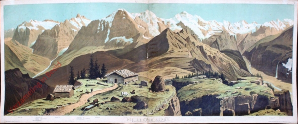 G 9/10 - Die Berner Alpen