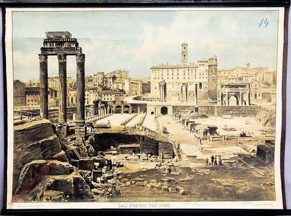 G 14 - Das Forum von Rom