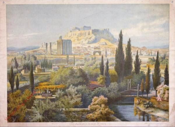 G 18 - Die Akropolis von Athen