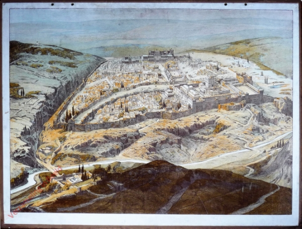 G 19 - Jerusalem zur Zeit Christi