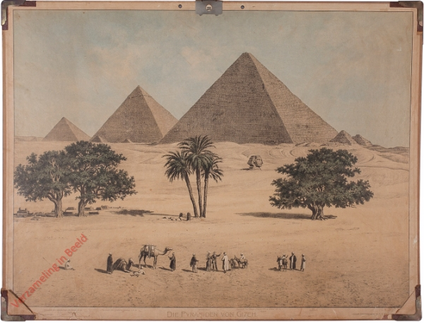G 21 - Die Pyramiden von Gizeh