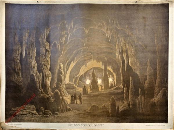 G 27 - Die Adelsberger Grotte