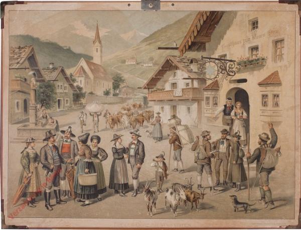 G 41 - Tiroler Dorf