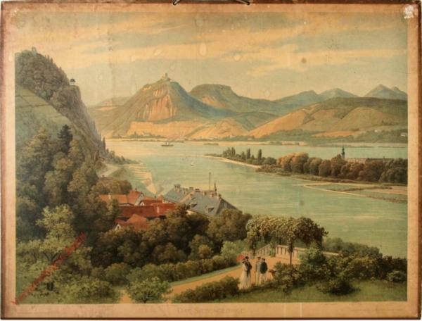 G 50 - Das Siebengebirge