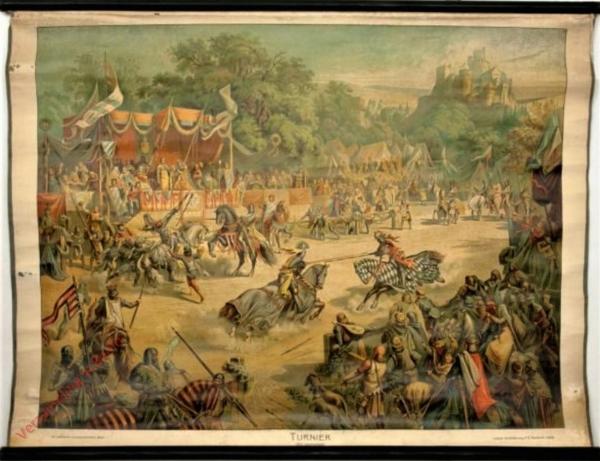 K.I.4 - Turnier (XIII. Jahrhundert)