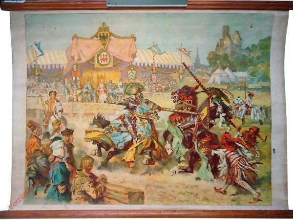 K.I.4 - Turnier (XIII. Jahrhundert) [herzien]