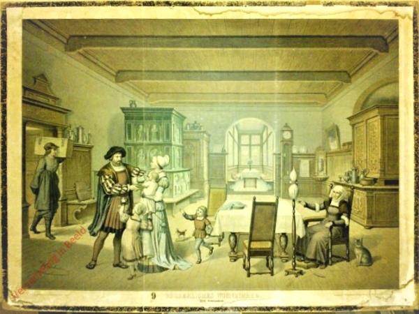 K.I.8 - Bürgerliches Wohnzimmer (XVI. Jahrhundert)
