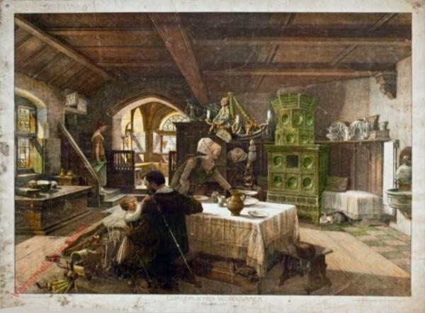 K.I.8 - Bürgerliches Wohnzimmer (XVI. Jahrhundert) [herzien]