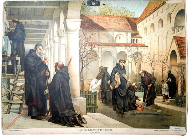 K.I.9 - Im Klosterhofs (X. Jahrhundert)