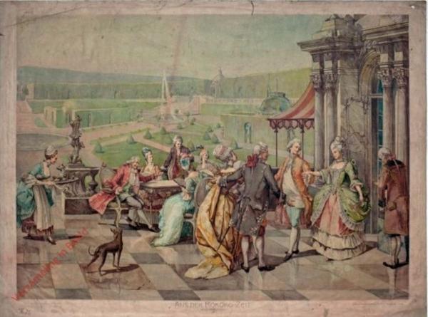 K.I.12 - Aus der Rokoko-Zeit (XVIII. Jahrhundert)