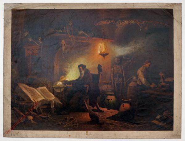 K.I.16 - Alchemist (Wissenschaft und Aberglauben im Mittelalter)