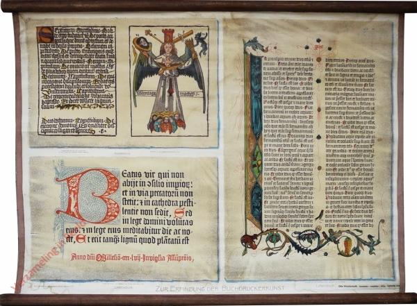 K.I.20 - Zur Erfindung der Buchdruckerkunst