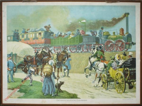 K.I.25 - Die erste deutsche Eisenbahn