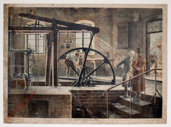 K.I.27 - Die erste Dampfmaschine (James Watt)