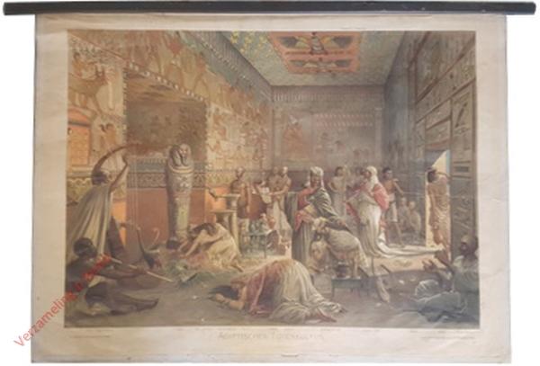 K.II.2 - [Ägypter:] Ägyptischer Totenkultus