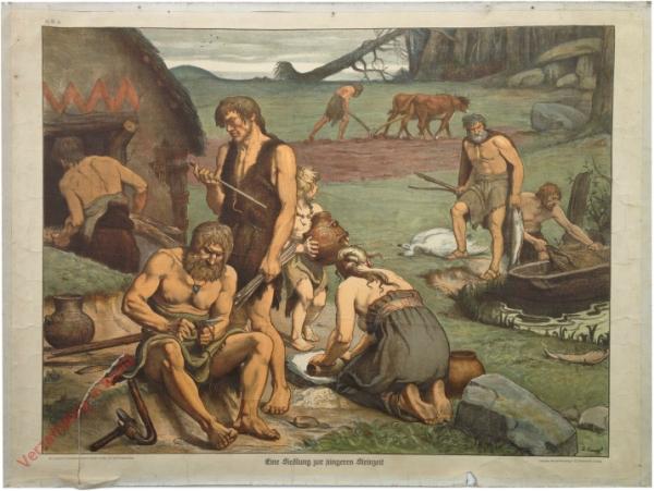 K.III.4 - Eine Siedlung zur jüngeren Steinzeit