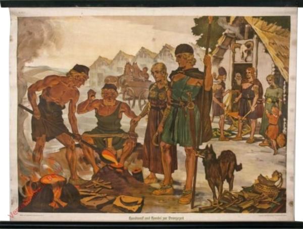 K.III.5 - Handel und Handwerk in der Bronzezeit