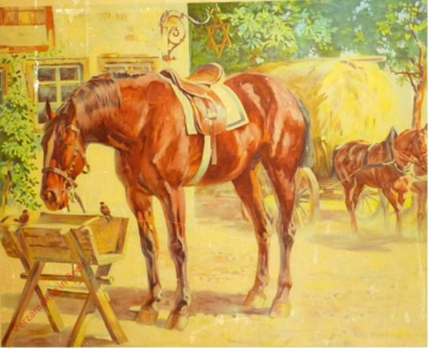 4 - Pferd [Herzien]
