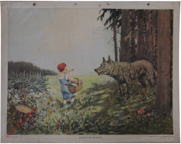 L.M.1 - Rotkäppchen im Walde