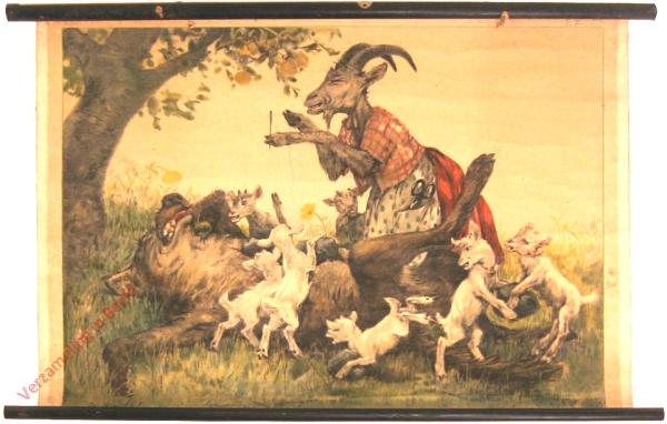 L.M.3 - Der Wolf und die 7 Geisslein