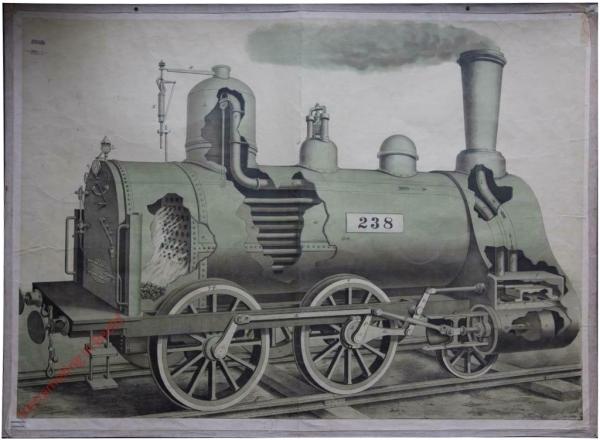 T 7 - Lokomotive