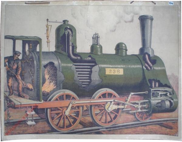 T 7 - Lokomotive [herzien]