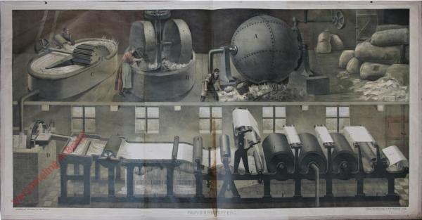 T 14 - Papierbereitung