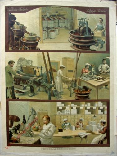 T 30 - Chocoladebereitung