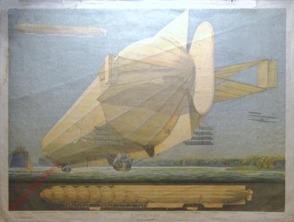T 34 - Luftschiff (System Zeppelin)