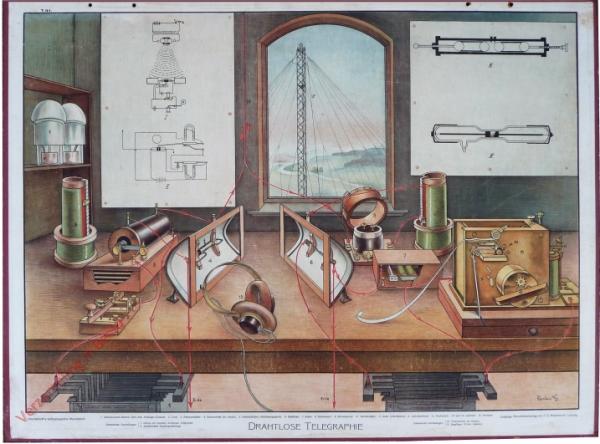 T 41 - Drahtlose Telegrafie