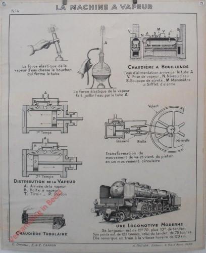 4 - La machine a vapeur