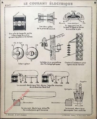 24bis - Le courant electrique