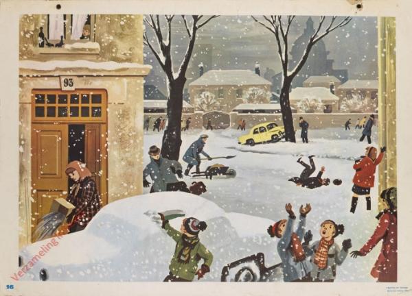 16 - Il neige