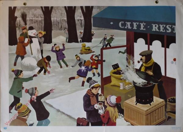 17 - Jeux dans la neige