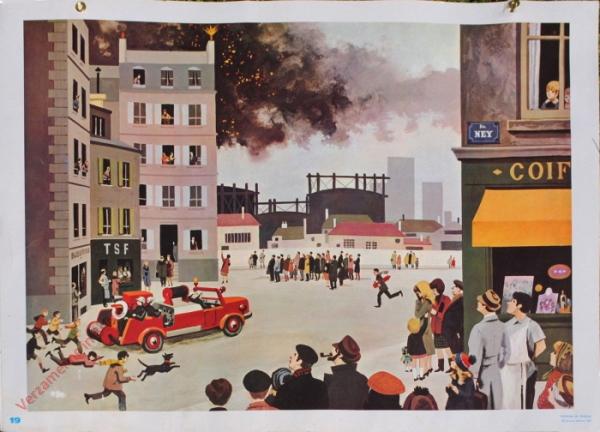 19 - Les pompiers