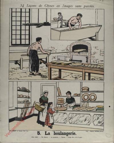 5 [1e druk] - La boulangerie