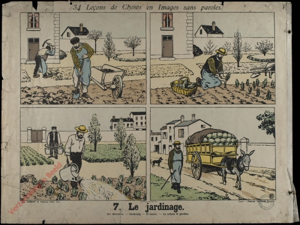 7 [1e druk] - Le jardinage