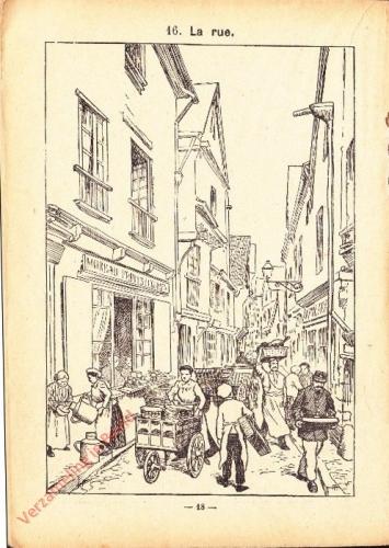 16 [1e druk] - La rue
