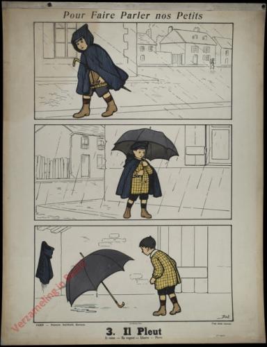 3 [1e série] - Il pleut