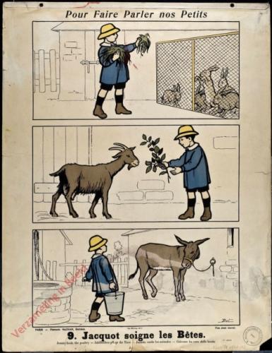 9 [1e série] - Jacquot soigne ses bêtes