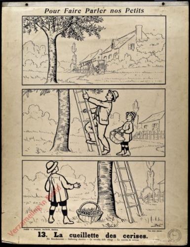 13 [1e série] - La cueillette des cerises
